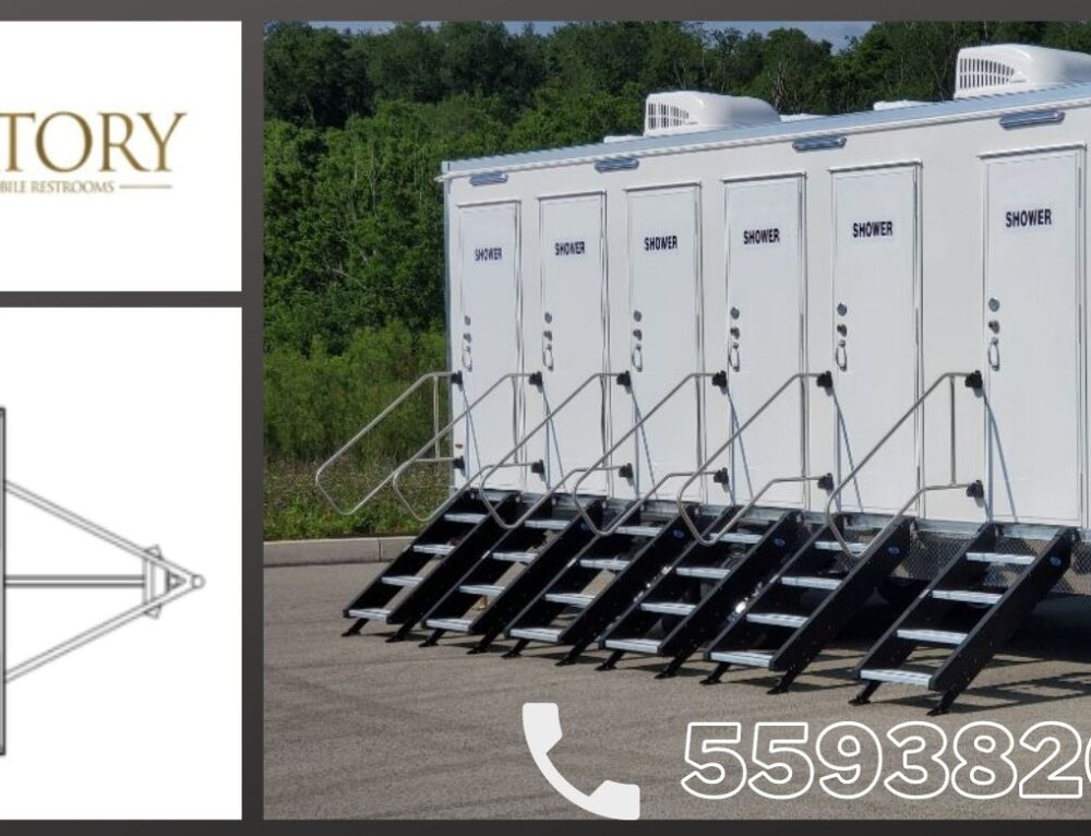 What To Ask Before Renting  A Portable Shower Trailer